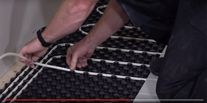 nu-heat gives 5 key installation tips for underfloor heating