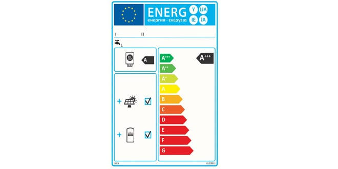 Popular - Solar Trade Association encouraging manufacturers and installers to label heaters