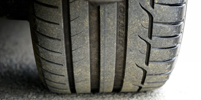 Popular - More drivers are getting penalty points for defective tires