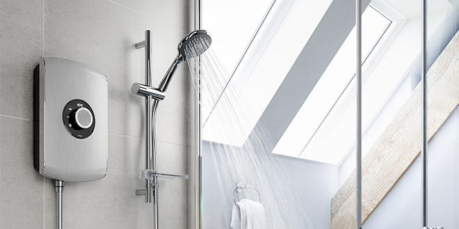 triton new shower
