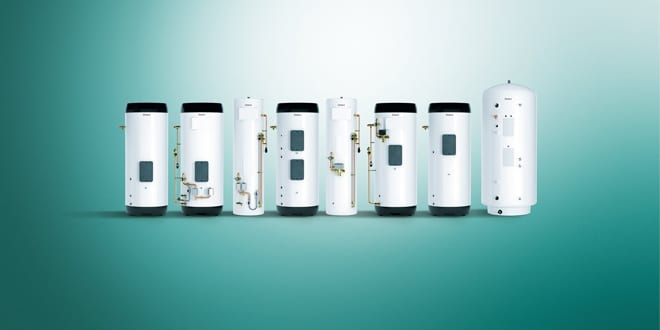 Popular - Vaillant launches uniSTOR – A new range of unvented stainless steel cylinders