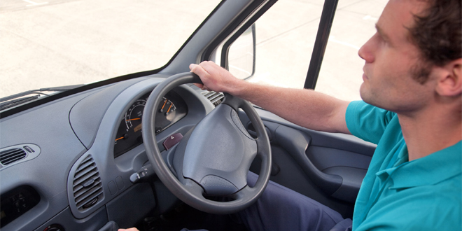 60% of van drivers think they're made a scapegoat for poor driving