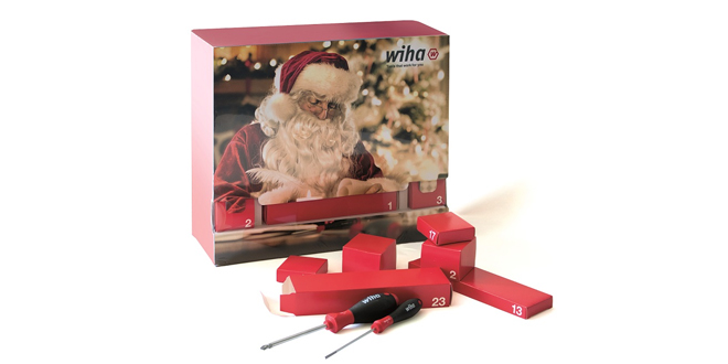 wiha advent calander