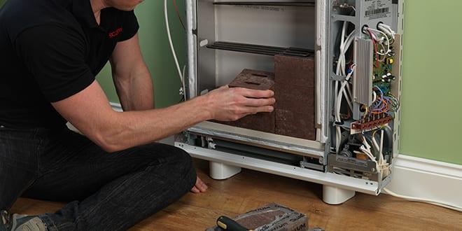 Popular - The Dimplex Quantum off-peak heater – Step-by-step installation guide