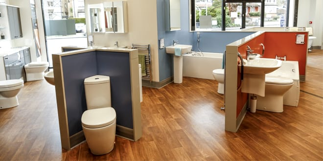 Popular - Plumb Center rated number one bathroom brand in Which? customer survey 2016