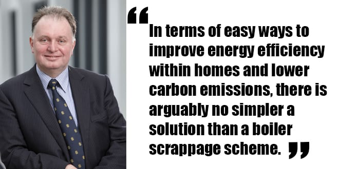 """Popular - It's """"extremely encouraging"""" to see boiler scrappage on the agenda – but lessons need to be learned from Boris Boiler scheme"""