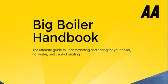 Popular - The AA launches The Big Boiler Handbook – All about central heating