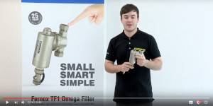 Find out more about the Fernox TF1 Omega Filter