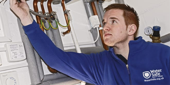 Popular - What type of plumbing work requires installers to notify the local water company?