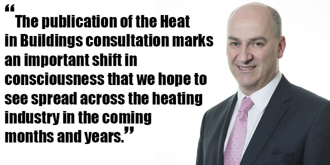 """Popular - 'Heat in Buildings' consultation is a """"wake-up call"""" for the industry"""