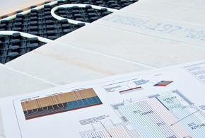 UFH design