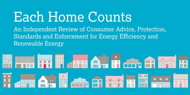 """Popular - 5 things installers need to know about the """"Each Home Counts Review"""""""