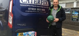 Southampton installer beats Graham 'Game of Throne' and wins 75kg of beer