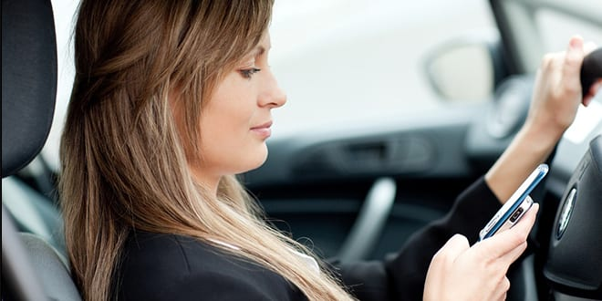 Popular - Drivers back blocking certain phone functions in cars for the sake of safety