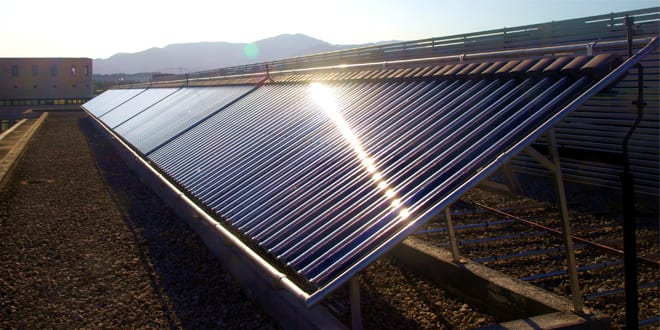 Popular - Government drops plans to remove solar thermal from RHI