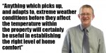 """""""Extreme fluctuations"""" in outside temperatures highlight the need for sophisticated heating controls"""