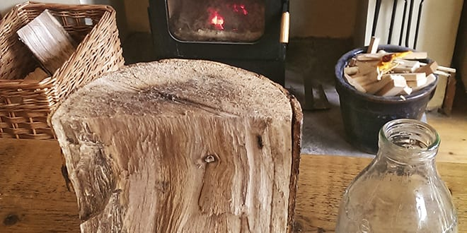 Popular - Why low moisture content in woodfuel is essential for efficiency