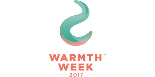 warmth week 2017