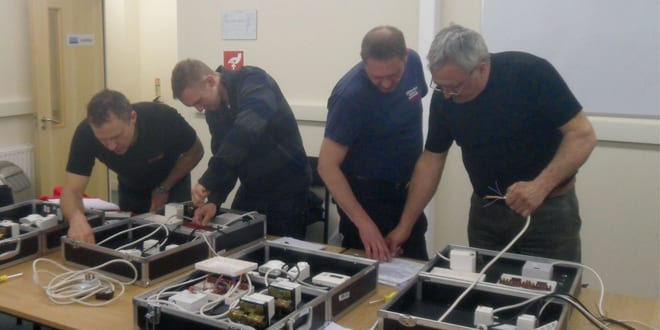 Popular - Danfoss offering heating controls training to installers