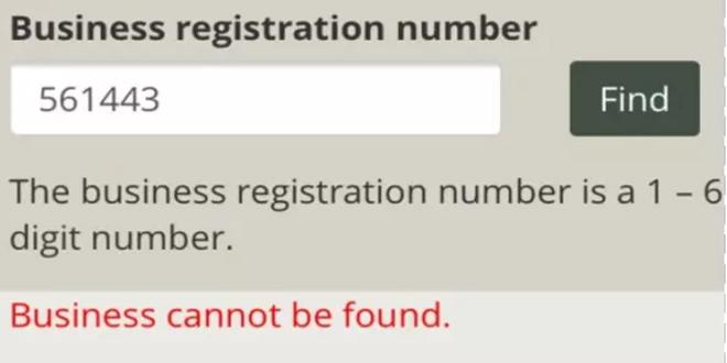 cgcs number