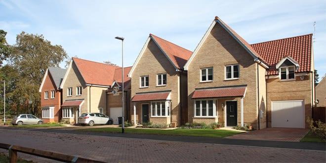Popular - Miniature LPG grid powers off-grid housing development in Suffolk