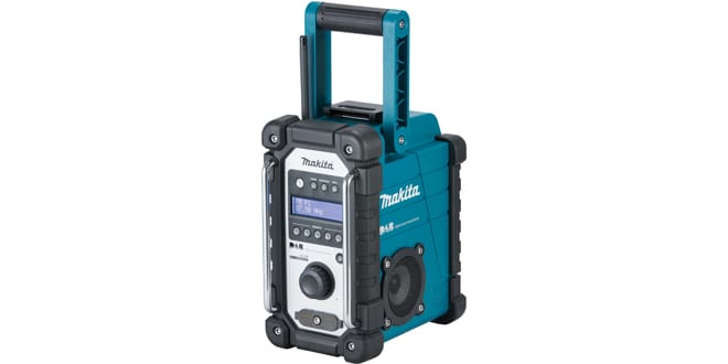 Popular - What's new with the latest version of the Makita jobsite radio?