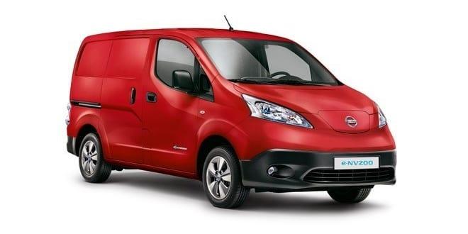 Popular - Nissan e-NV200 is Europe's best selling electric van