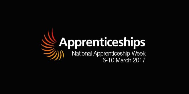 Popular - National Apprenticeship Week shows the 'Ladder of Opportunity' to a brighter future