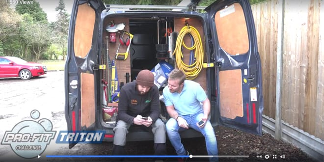 Popular - I.R.B Heating vs Plumberparts in the Triton Pro-Fit challenge