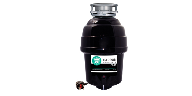 New Carronade Elite Waste Disposal Units Are Easy To Fit And Compatible  With Most Sinks