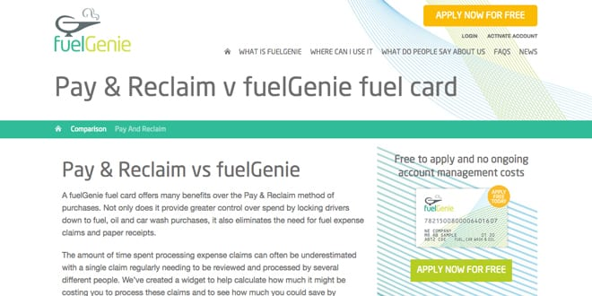 Popular - Installers could save THOUSANDS by switching to a fuel card
