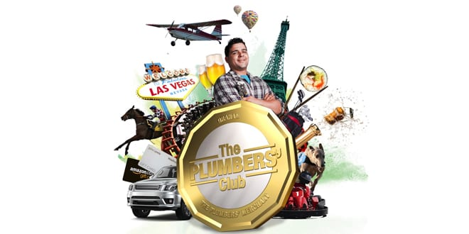 Popular - Graham announces important changes to the popular Plumbers' Club rewards scheme