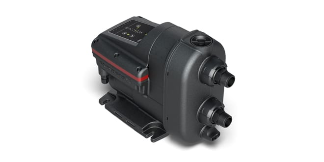 Popular - New GRUNDFOS SCALA2 is a fully integrated, variable speed, water booster pump