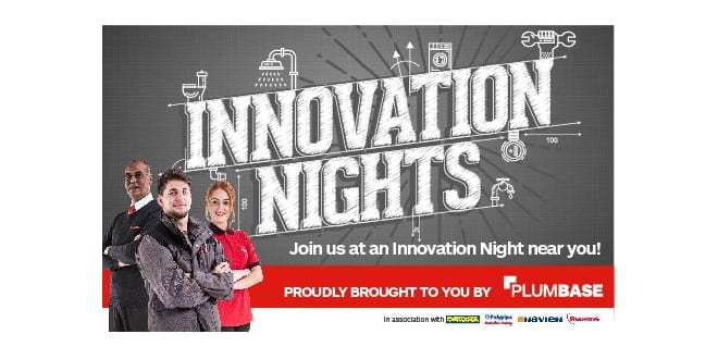 Popular - Plumbase brings back Innovation Nights to give installers first glimpses of brand new products