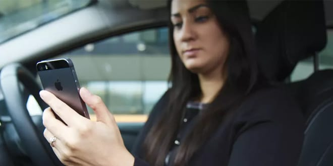 Popular - Tough new penalties for people driving while using a mobile phone introduced