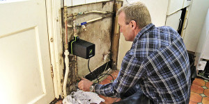 Dispelling the myths about improving water flow in domestic properties with a combi boiler system
