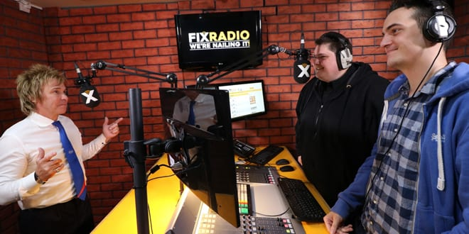 Popular - Fix Radio takes to the airwaves – The UK's first radio station for tradespeople.