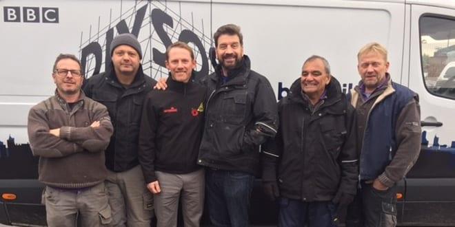Popular - Intergas joins DIY SOS to help war veteran