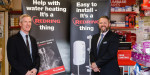 Redring and Plumbase team up to launch major water heating initiative