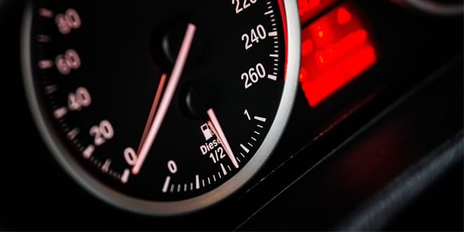Popular - Tougher new speeding penalties come into force next week