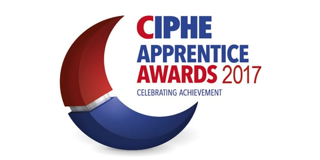 Popular - Apprentices are going for gold with the CIPHE Apprentice Awards 2017