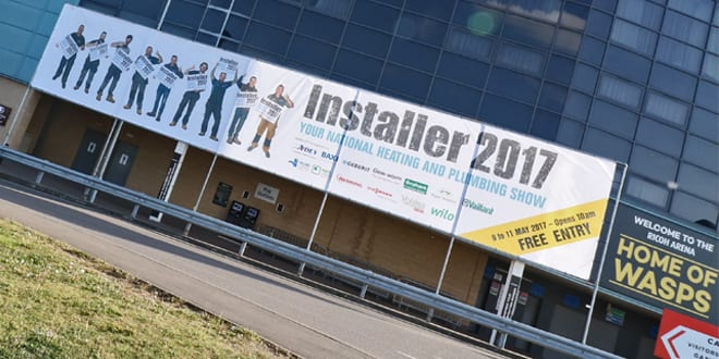 Popular - Gas Appliance Spares proves a hit at Installer2017