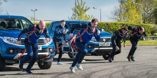 Popular - Football vs Rugby – who wins the Fiat Fullback challenge?