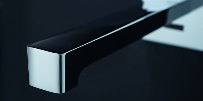 Popular - New Geberit tap system launched