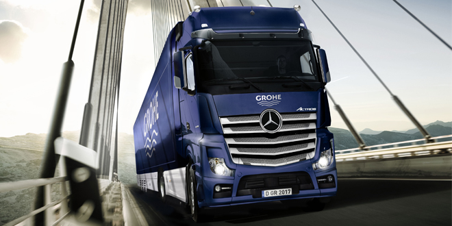 grohe truck 660