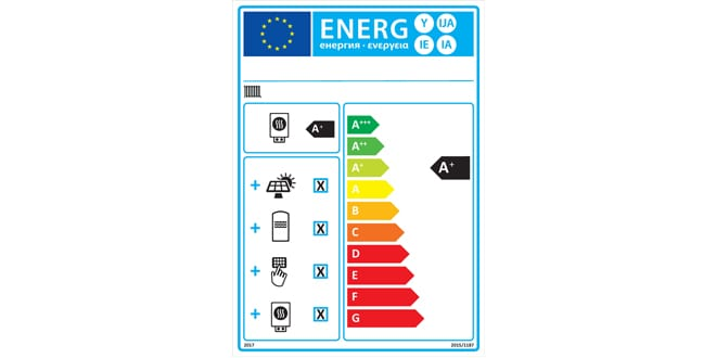 Popular - HETAS is helping installers and manufacturers get to grips with Energy Labelling