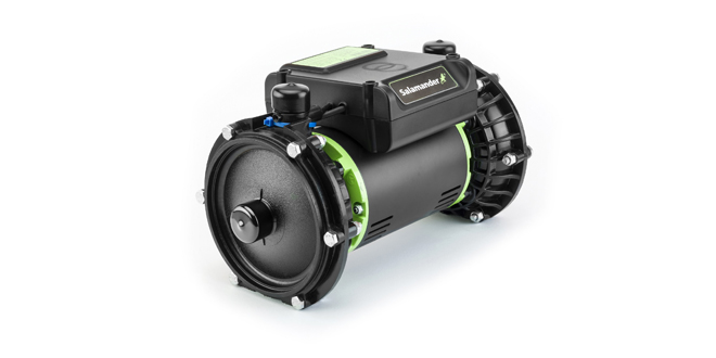 salamander new pump