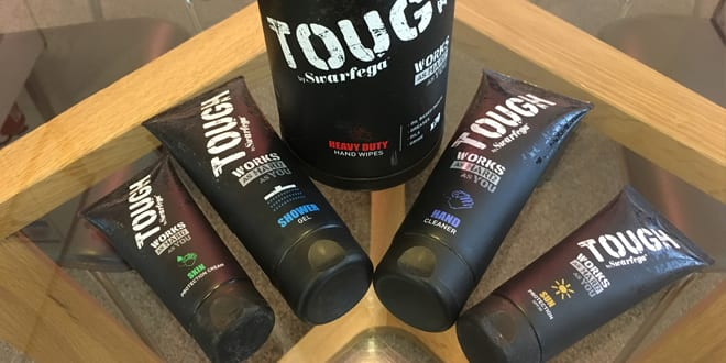 Popular - Win a Tough by Swarfega pack – A limited edition range of products built for tradespeople