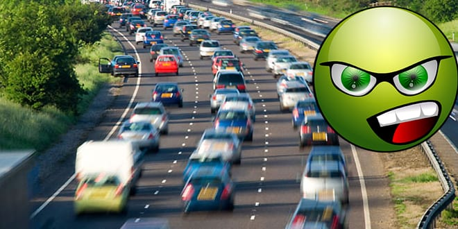 Popular - Tailgating is Britain's most irritating driving habit – Says AA