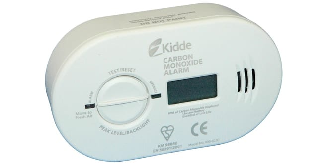 Popular - Customers urged to stock up on CO alarms for holiday season